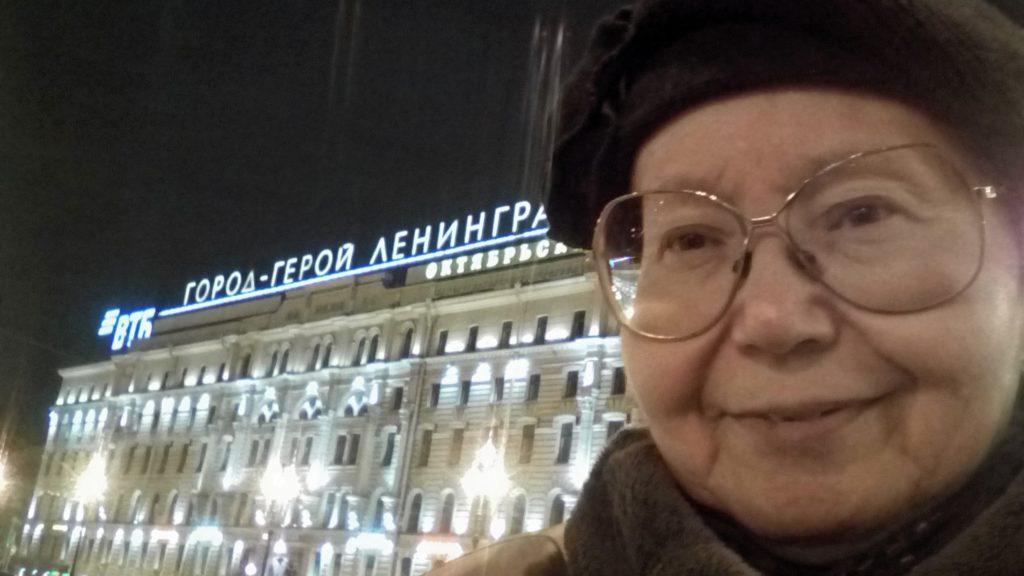 Санкт-Петербург, Площадь Восстания, 18.02.2019