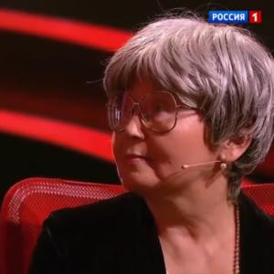Автандилина (Элеонора Лукина) в TV шоу 'Удивительные люди, 3-й сезон'